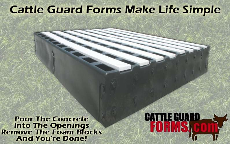 Cattle Guard Forms Make Life Simple.